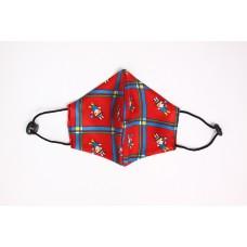 Детска маска за лице от естествена коприна  29