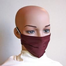 Маска за лице от естествена коприна 8